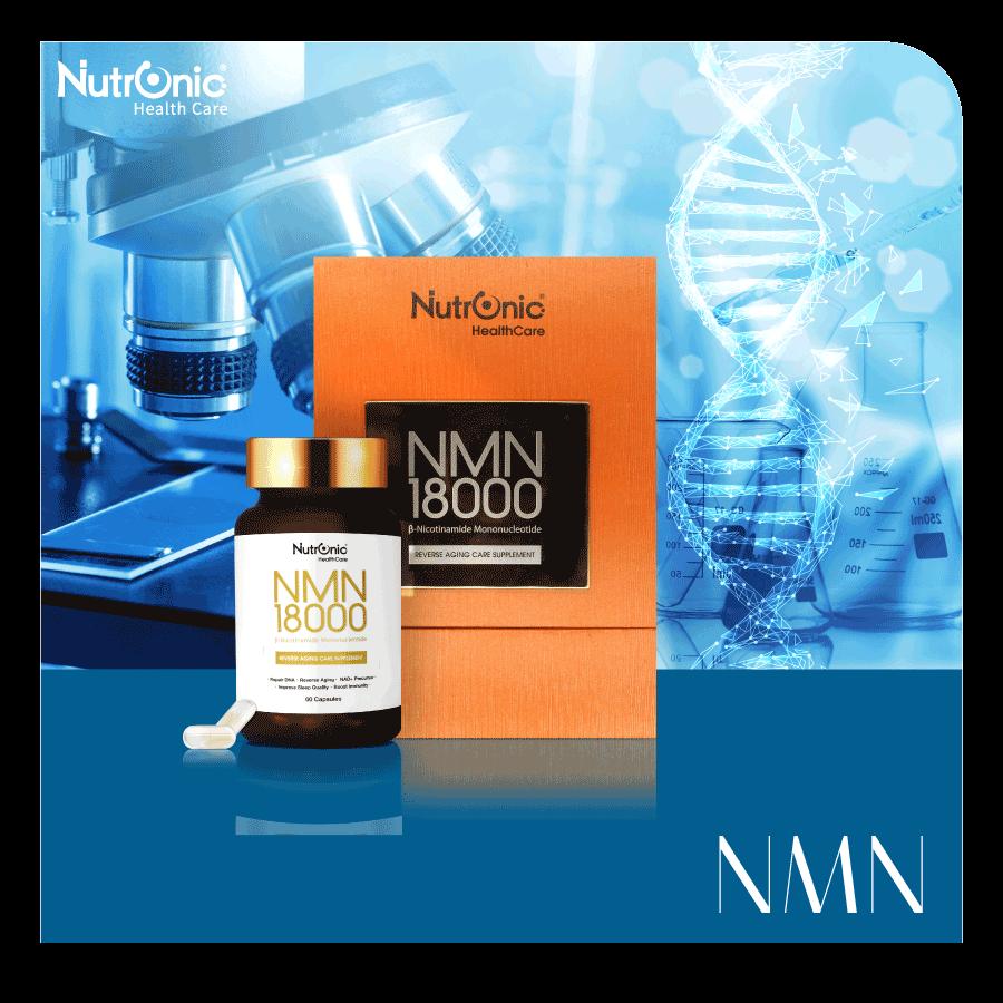 NMN最新人体临床结果!Nutronic诺创利一骑绝尘