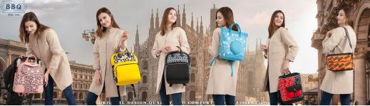 意大利BBQ的原创设计妈咪包,究竟特别在哪?